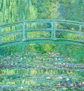 The Japanese Bridge, Claude Monet
