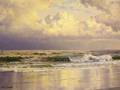 Unknown (Seascape), William Trost Richards