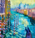 Grand Canal, Venice, Josephine Trotter