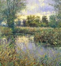 river deben, near wickham market, suffolk, charles neal,