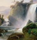 Tivoli Waterfall, Jean Charles Joseph Remond