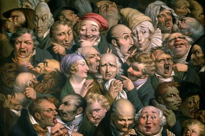 Thirty Six Faces of Expression, Louis Boilly