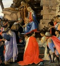 Adoration of the Magi, Sandro Botticelli