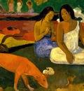 amusement, gauguin,