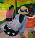 The Nap, Gauguin