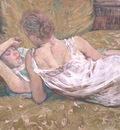 Two Friends, Toulouse Lautrec