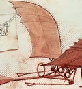 flying machine, leonardo da vinci,