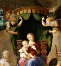 Madonna of the Canopy, Raphael