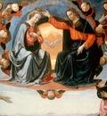 The Coronation of the Virgin, Domenico Ghirlandaio