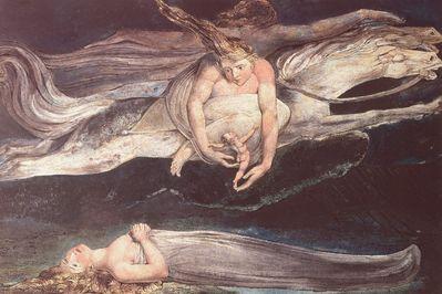 Divine Comedy, William Blake