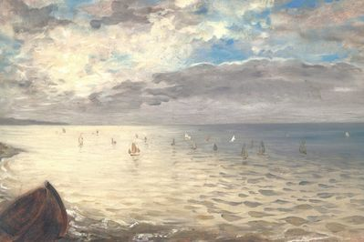 The Dieppe Sea, Delacroix