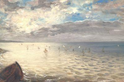The Dieppe Sea, Delacroix