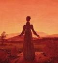 Morning Light, Caspar David Friedrich