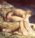 Newton, William Blake