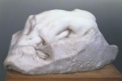 Danae, Rodin