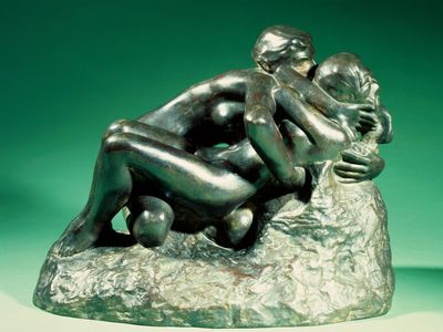 The Metamorphoses of Ovid Before 1886, Rodin
