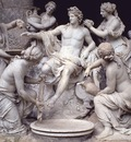 Apollo Served by the Nymphs, Francois Girardon