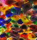 Glass Artwork, Las Vegas, Nevada