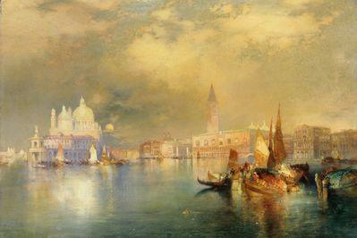 Moonlight in Venice, Moran