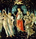 La Primavera, Sandro Botticelli