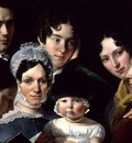 The Dubuffe Family, Claude Marie Dubuffe