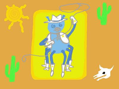 Spider Cowboy