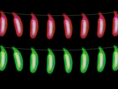 Pepper Lights