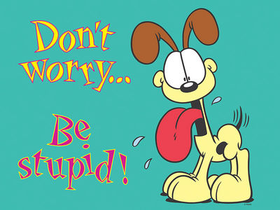 Don t Worry Be Stupid