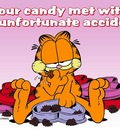 Your Candy Met With an Unfortunate Accident