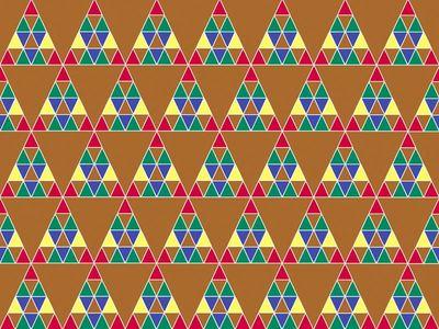 Santa Fe Triangle Pattern