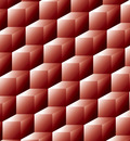 D Cube Pattern