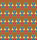 Santa Fe Triangle Pattern