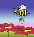 Happy Honeybee