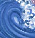 Roaring Blue Wave