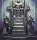 Golem Statues