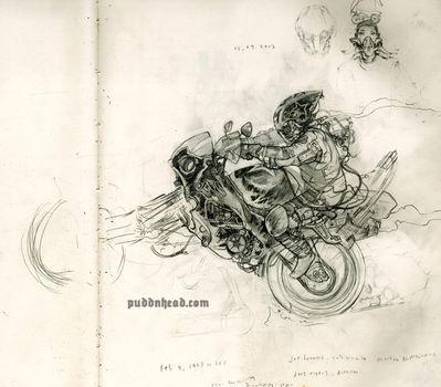puddn bike