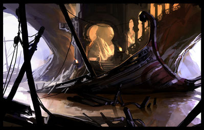 prince of persia environment