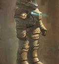 Spacesuit final front