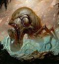 Leaden Myr creature