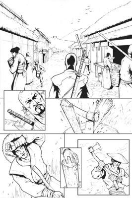 Samurai pg1