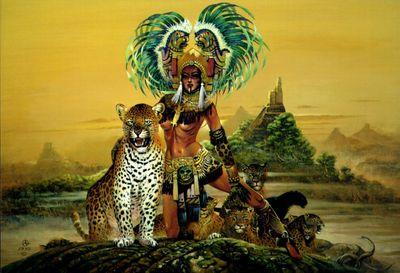 chris achilleos maya