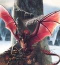 chris achilleos red dragon challenge