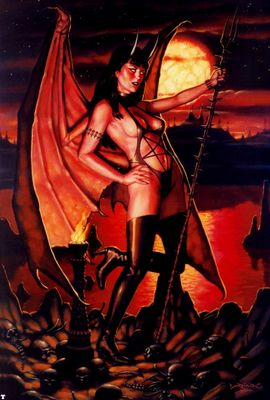 dorian cleavenger purgatori IV