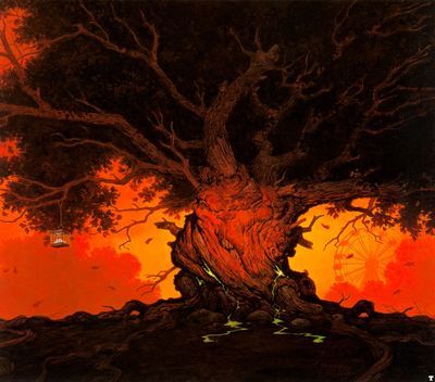 brom demon tree