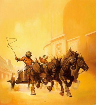 ken kelly chariots
