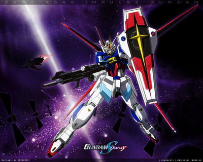 gundam seed impulse