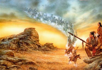 luis royo mystic warriors