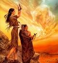 luis royo mystic visions