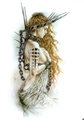 luis royo p2 2000 questions