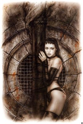 luis royo p2 consciences basement